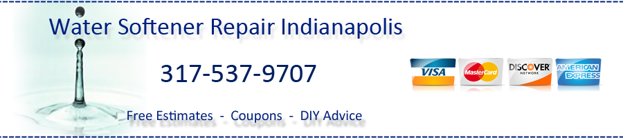 Water Softener Services 317-537-9707