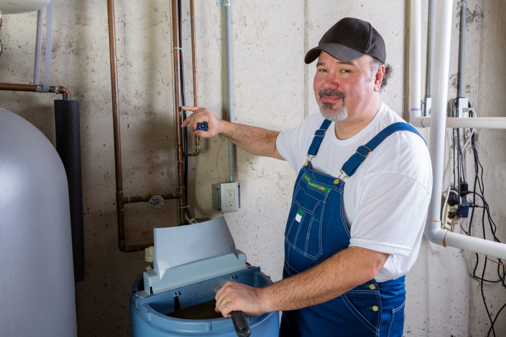 Water Softener Service 317-537-9707